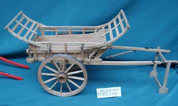 Lincolnshire Potato Cart