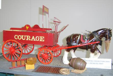 Courage Show Dray