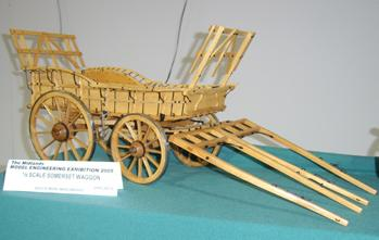 Somerset Waggon, made from David Wray plans