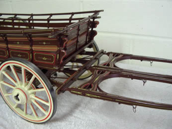 Farm Waggon built by Radish